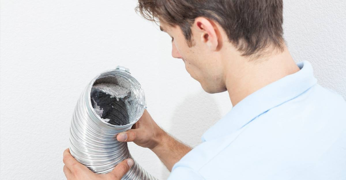 Prevent rodents in dryer vents.