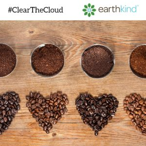 Plants Love Coffee Too #ClearTheCloud, earthkind