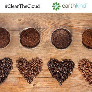 Plants Love Coffee Too #ClearTheCloud, earthkind
