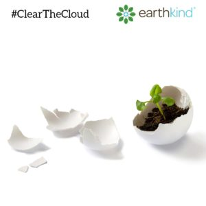 Use Eggshells to Plant Starters #ClearTheCloud, EarthKind