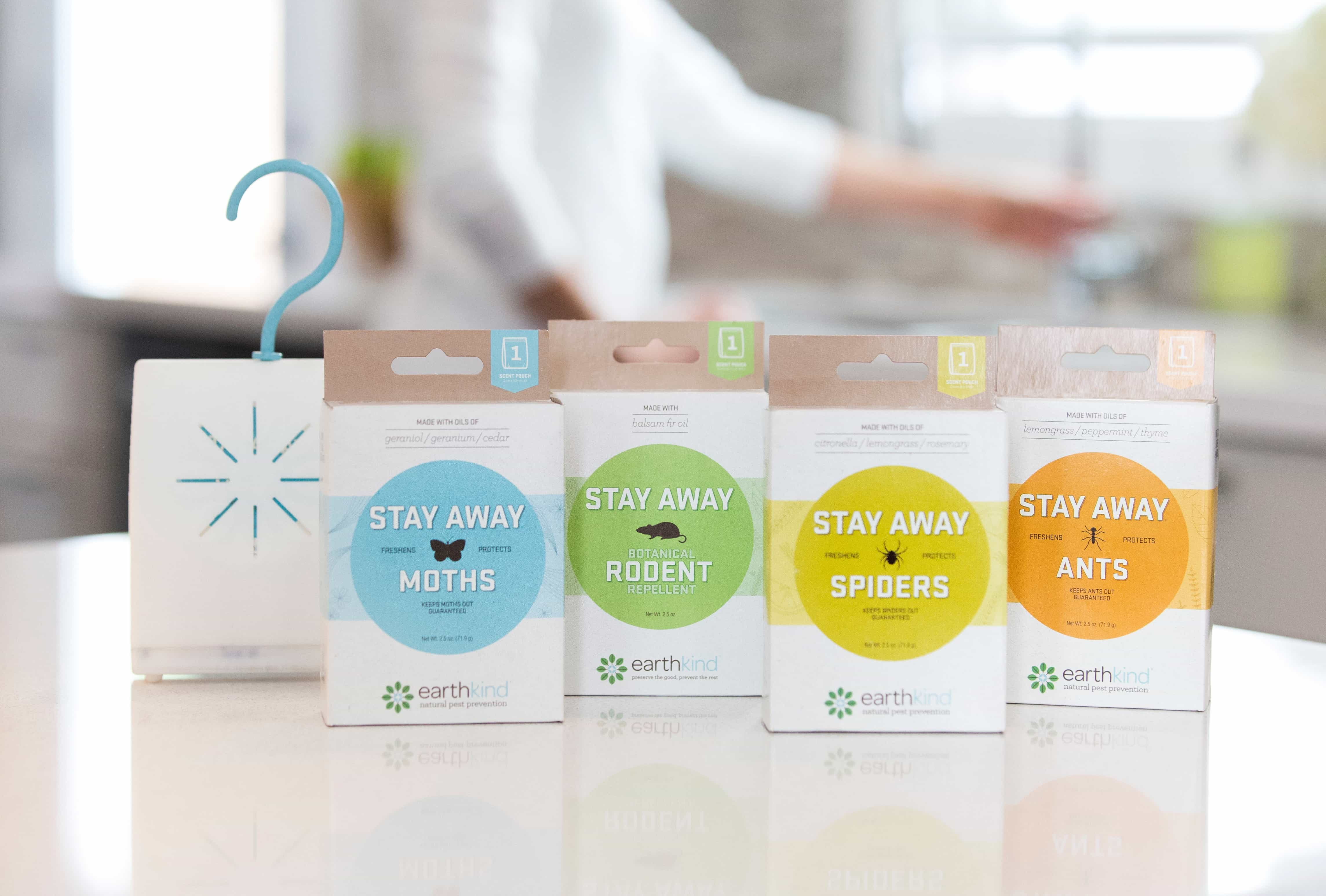 Stay Away Natural Pest Prevention by earthkind