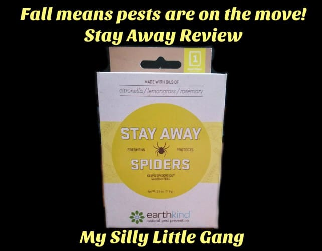 Stay Away Spiders My Silly Little Gang Review.jpg