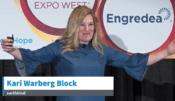 Kari Warberg Block EarthKind ExpoWest