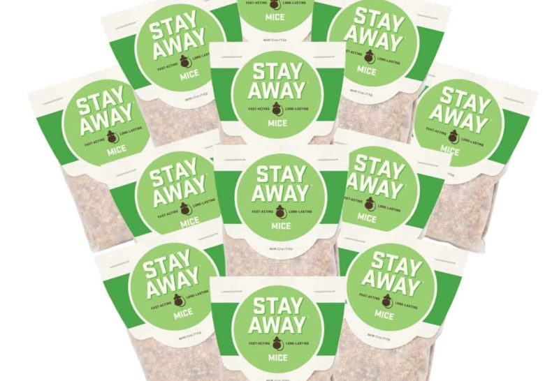Stay Away Mice from EarthKind 12-Pack