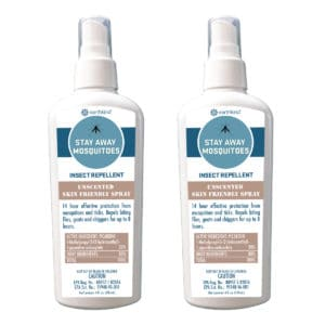 Stay Away Mosquitoes Unscented Skin Friendly Insect Repellent