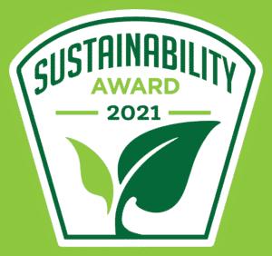 SUSTAINABILITY AWARD 2021