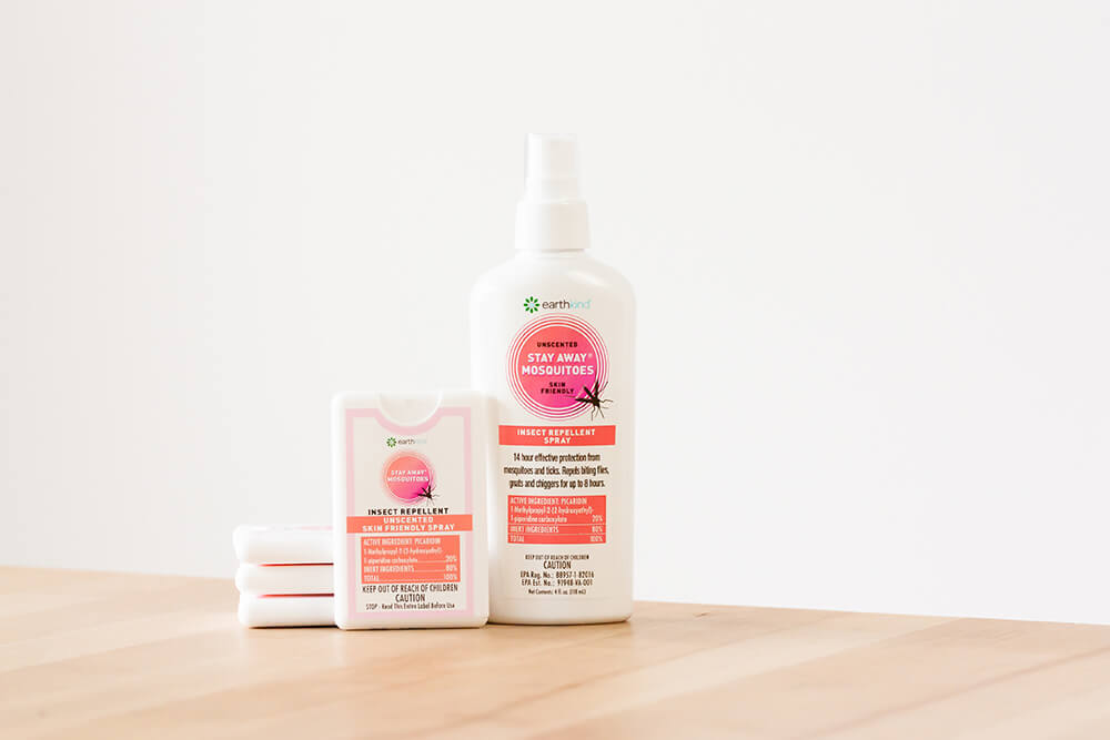 Stay Away Mosquitoes Natural Repellent with Picaridin