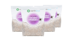Stay Away® Spider deterrent pouch and box to help prevent and repel spiders
